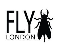 f fly london white logo